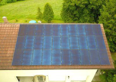 Photovoltaikanlage in 84337 Schönau