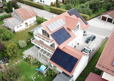 Photovoltaikanlage in 85445 Oberding