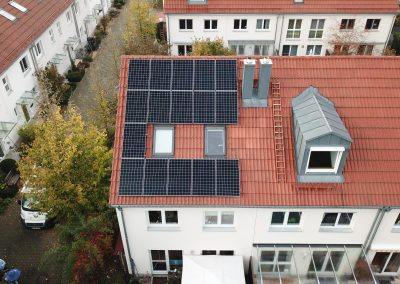 Photovoltaikanlage in 85356 Freising