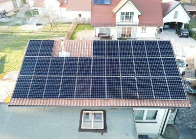 Photovoltaikanlage in 82285 Hattenhofen