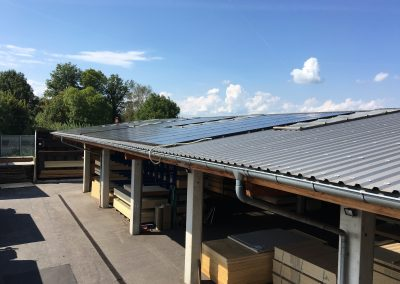 Photovoltaikanlage in 83024 Rosenheim Linnhuber