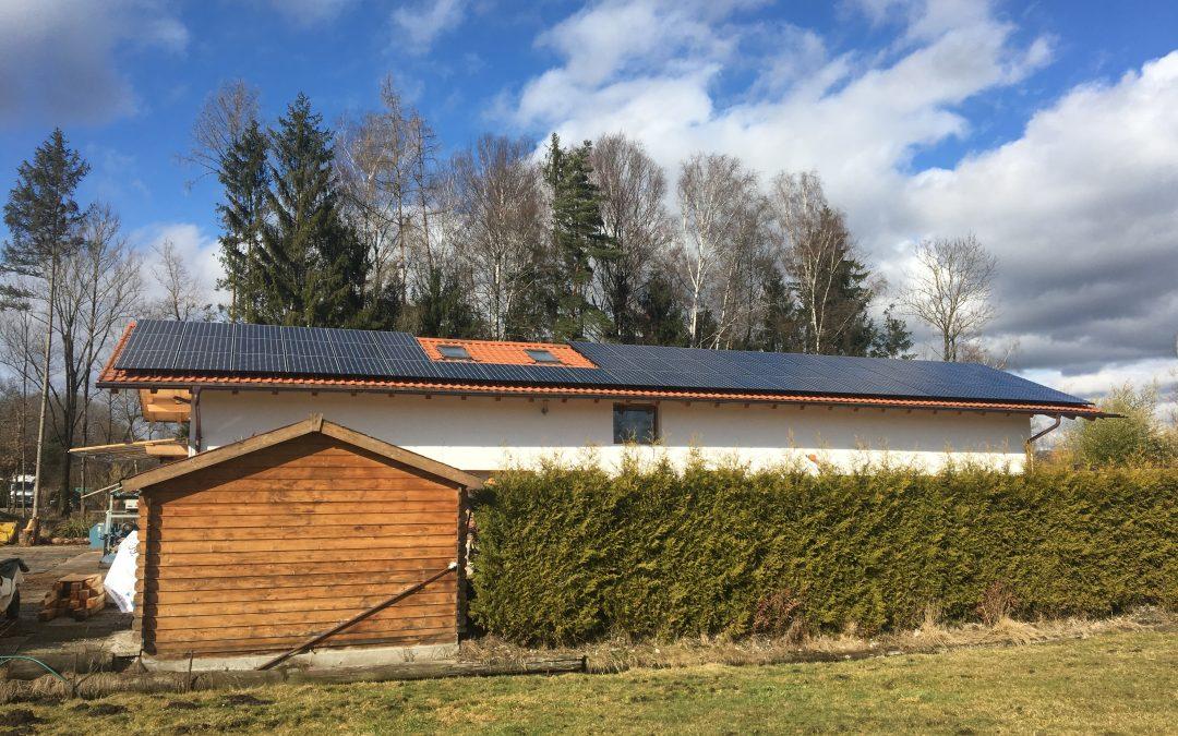 Photovoltaikanlage in 83026 Rosenheim OrthoDorn