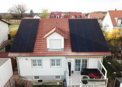 Photovoltaikanlage in 85276 Pfaffenhofen an der Ilm