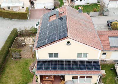 Photovoltaikanlage in 85053 Ingolstadt