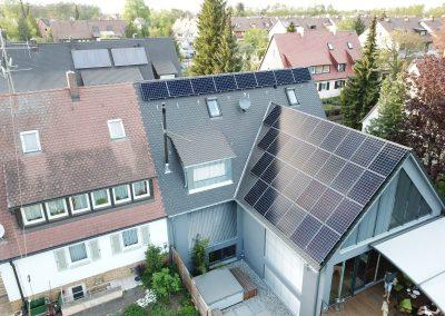 Photovoltaikanlage in 90547 Stein
