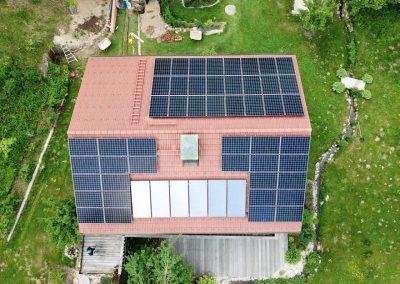 Photovoltaikanlage in 94572 Schöfweg