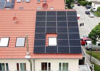 Photovoltaikanlage in 86415 Mering