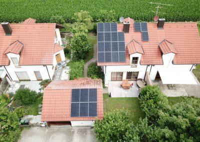 Photovoltaikanlage in 85652 Pliening