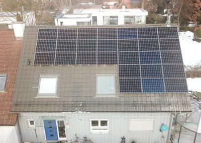 Photovoltaikanlage in 82166 Gräfelfing