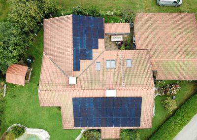 Photovoltaikanlage in 83346 Bergen