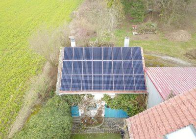 Photovoltaikanlage in 84405 Dorfen