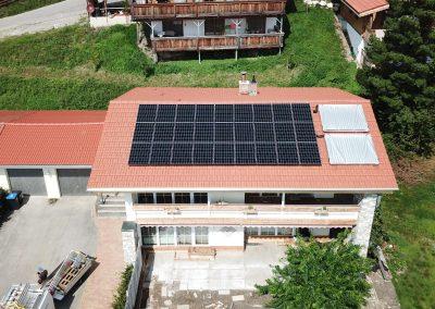 Photovoltaikanlage in 83334 Inzell