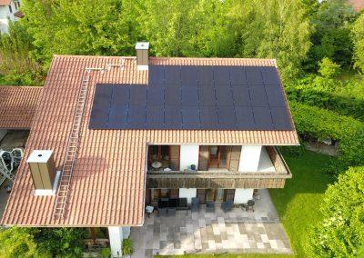 Photovoltaikanlage in 83052 Bruckmühl