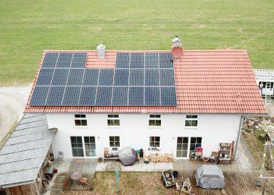 Photovoltaikanlage in 83533 Edling