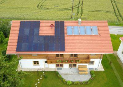 Photovoltaikanlage in 85659 Forstern