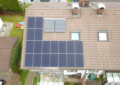 Photovoltaikanlage in 83059 Kolbermoor