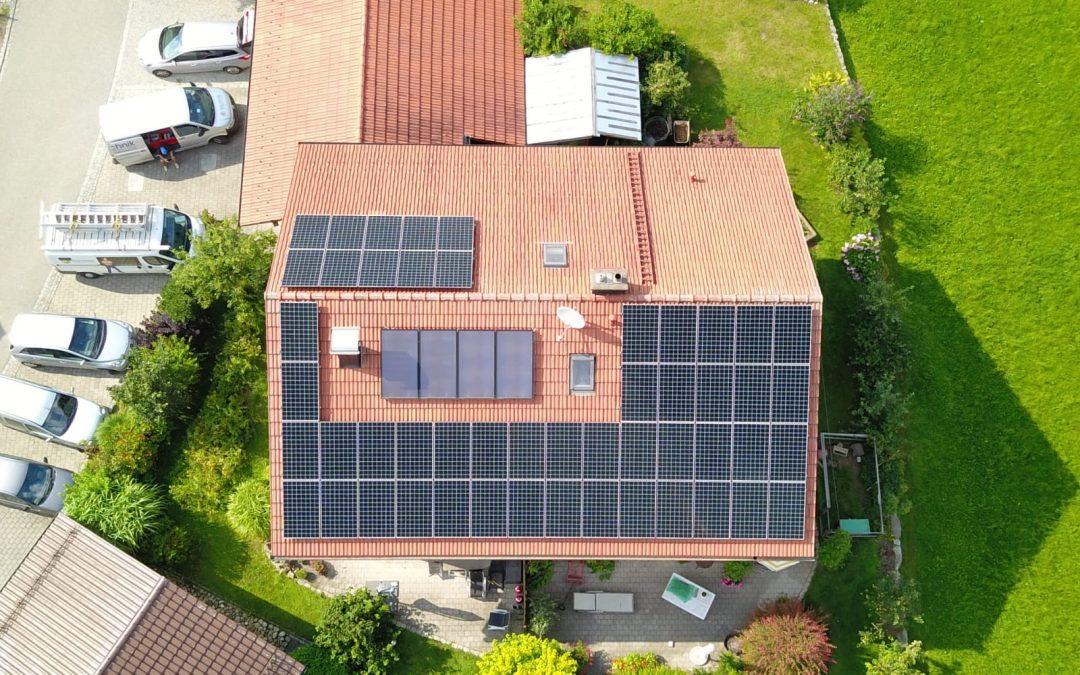 Photovoltaikanlage in 83134 Prutting