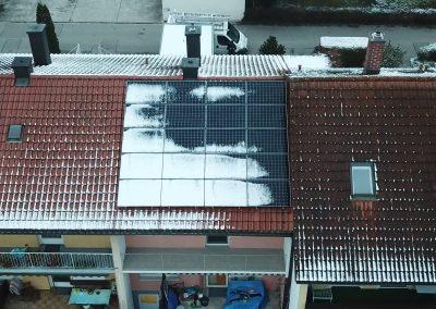 Photovoltaikanlage in 84478 Waldkraiburg