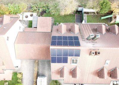 Photovoltaikanlage in 85375 Neufahrn bei Freising