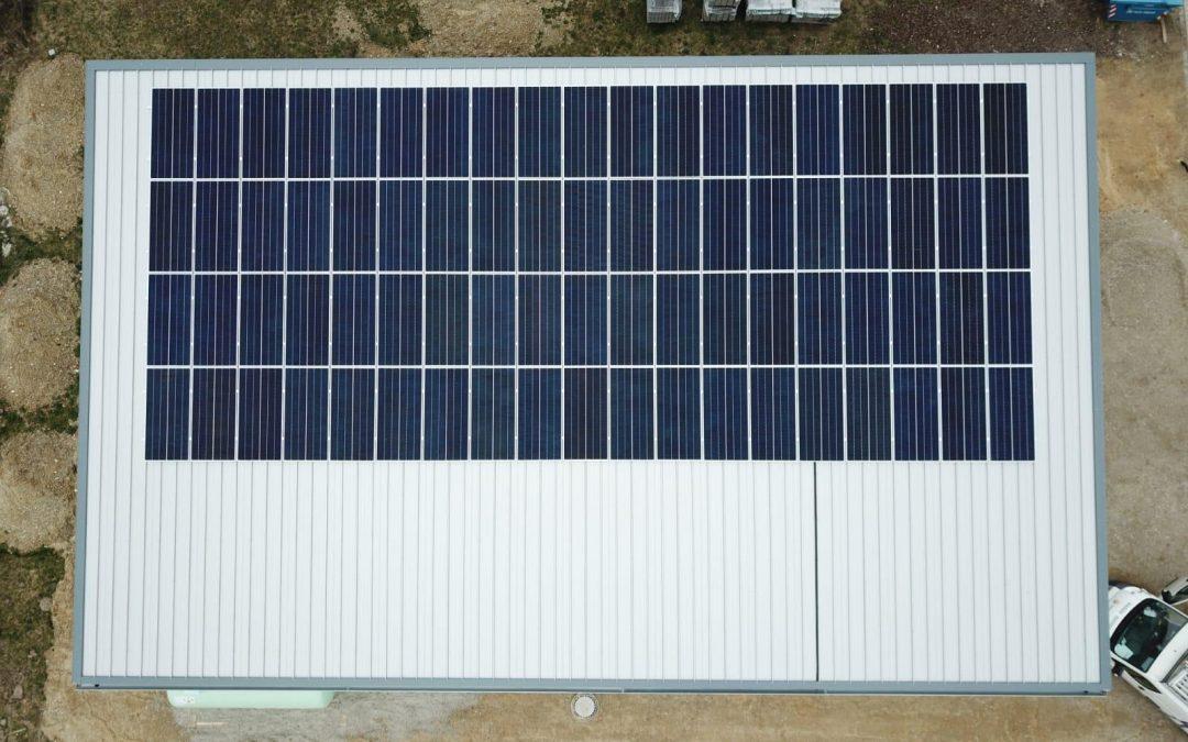 Photovoltaikanlage in 85456 Wartenberg Huber