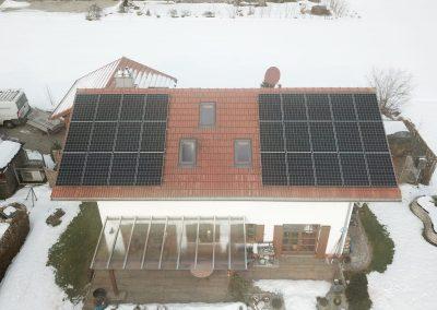 Photovoltaikanlage in 83562 Rechtmehring