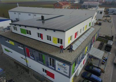 Photovoltaikanlage in 85669 Pastetten Wieser