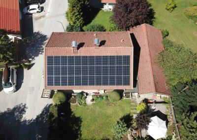 Photovoltaikanlage in 83229 Aschau im Chiemgau