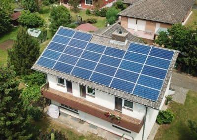 Photovoltaikanlage in 34233 Fuldatal