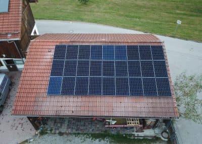 Photovoltaikanlage in 82544 Ergertshausen