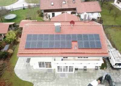 Photovoltaikanlage in 82544 Egling