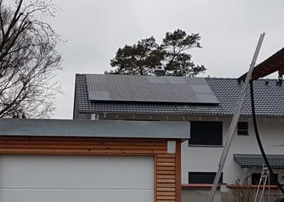 Photovoltaikanlage in 83043 Bad Aibling