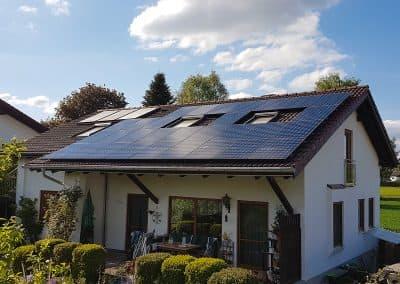 Photovoltaikanlage in 83109 Großkarolinenfeld