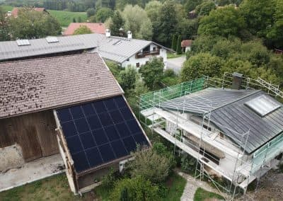 Photovoltaikanlage in 83370 Pavolding