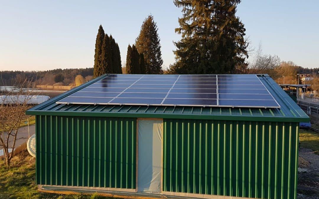 Photovoltaikanlage in 83512 Reitmehring