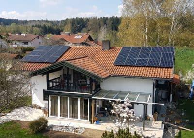 Photovoltaikanlage in 83530 Schnaitsee