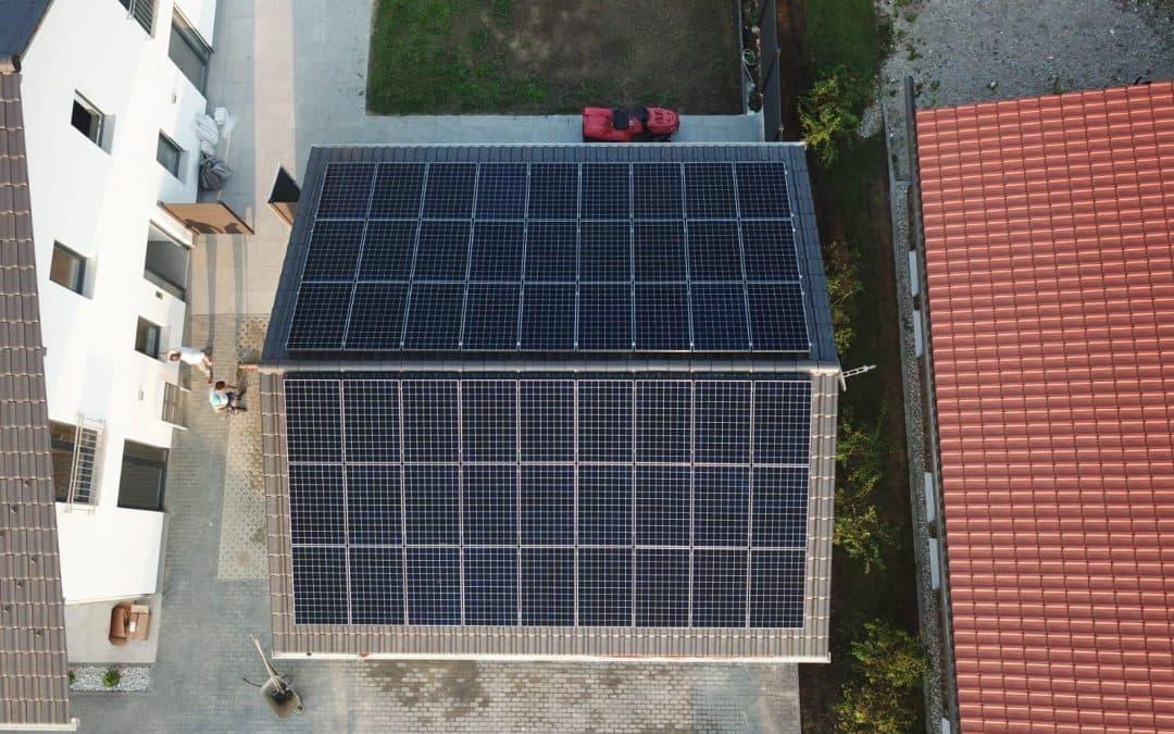 Photovoltaikanlage in 83533 Edling Patric Reiser