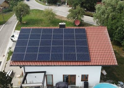Photovoltaikanlage in 83567 Stadl