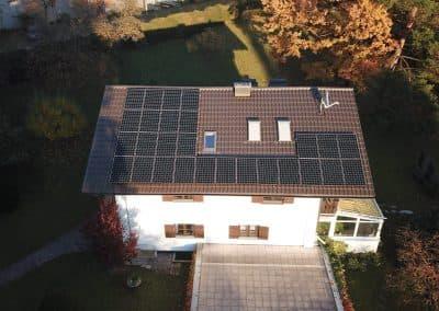 Photovoltaikanlage in 83620 Feldkirchen-Westerham