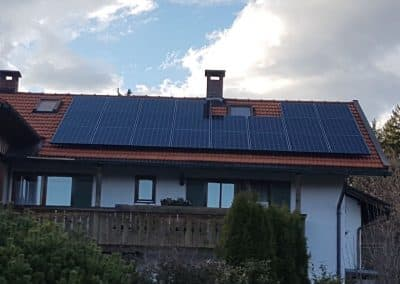 Photovoltaikanlage in 83661 Lenggries