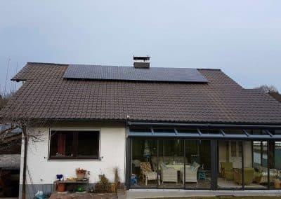 Photovoltaikanlage in 84137 Vilsbiburg
