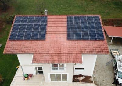 Photovoltaikanlage in 84367 Zeilarn