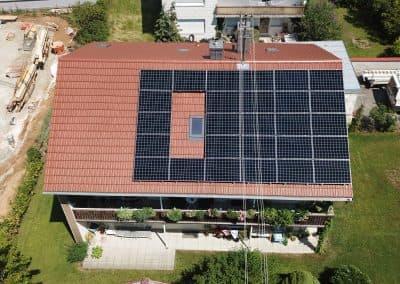 Photovoltaikanlage in 84494 Neumarkt-Sankt Veit