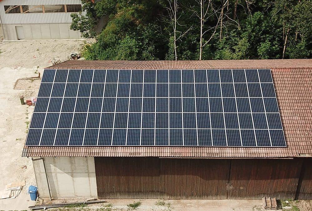 Photovoltaikanlage in 84539 Ampfing