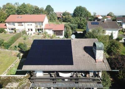 Photovoltaikanlage in 84558 Kirchweidach