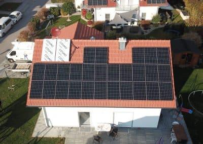 Photovoltaikanlage in 84562 Mettenheim