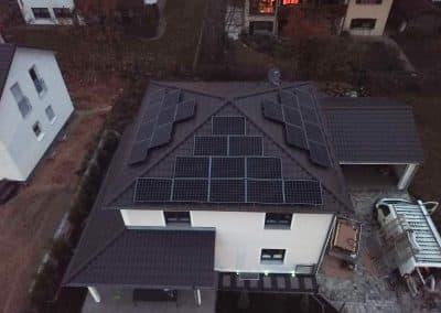 Photovoltaikanlage in 85095 Denkendorf