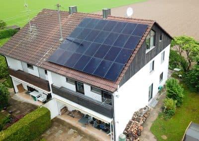 Photovoltaikanlage in 85604 Zorneding