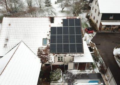 Photovoltaikanlage in 85664 Hohenlinden