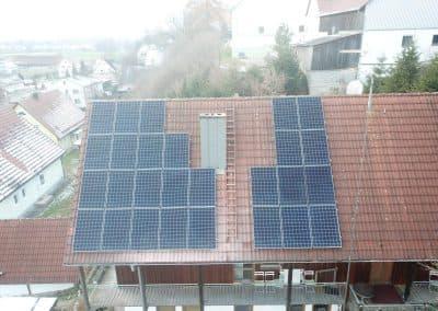 Photovoltaikanlage in 86444 Affing