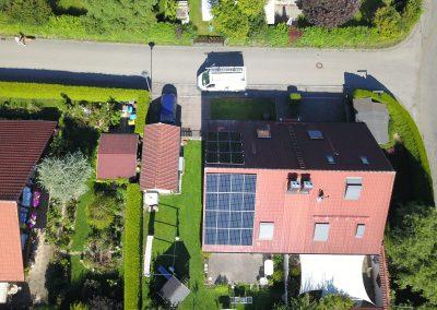 Photovoltaikanlage in 82269 Geltendorf